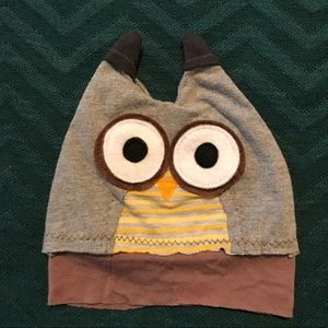 Adorable Owl Hat for Baby